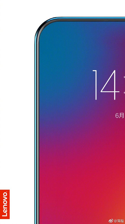 Ny bild på Lenovo:s kommande flaggskepp visar hur en telefon ska se ut 2018