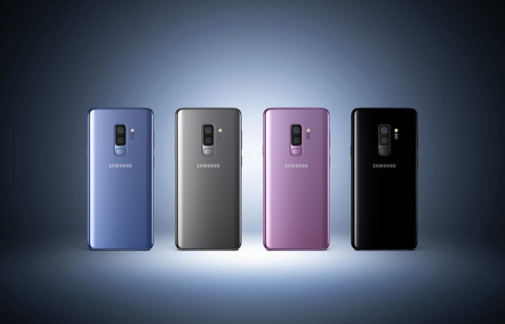 samsung skickar ut uppdatering till galaxy s9 telefonerna. Black Bedroom Furniture Sets. Home Design Ideas