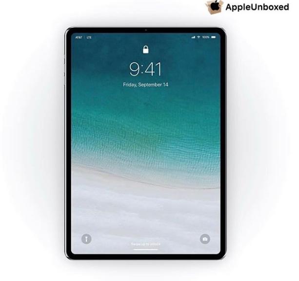 Är det här Apples kommande iPad Pro?