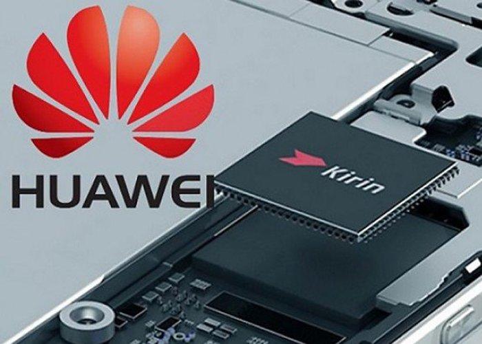 Läckta uppgifter om Huawei Kirin 980