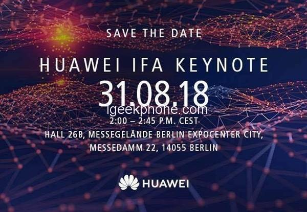 Klart: Huawei Kirin 980 presenteras 31 augusti – första mobilchippet med 7nm?