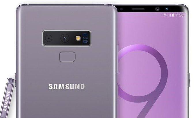 Olixar råkar lägga ut bilder på Samsung Galaxy Note 9