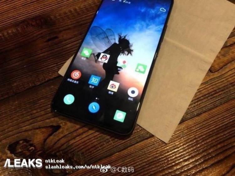 Ny bild på Meizu 16 visar Galaxy S9-inspirerad design