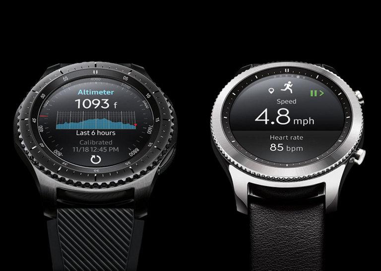 Samsung Galaxy Watch kommer i två varianter, en med LTE – stöd