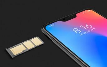 Xiaomi bekräftar Mi A2 Lite