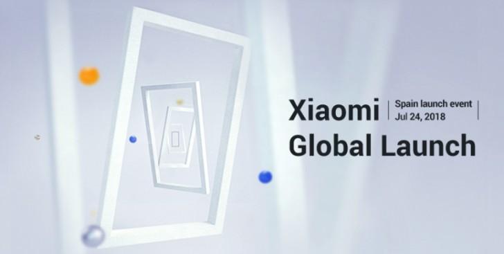 Xiaomi Mi A2 presenteras 24:e juli