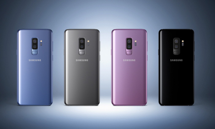 Quick test on Samsung Galaxy S9 + - gets record low rating