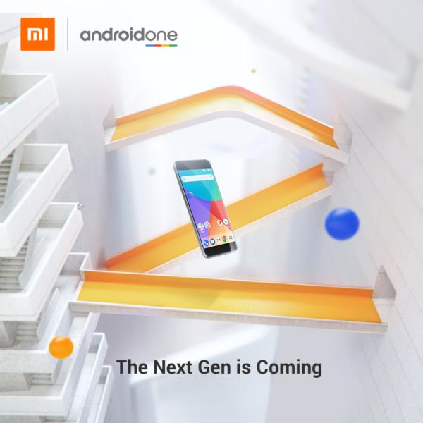 Xiaomi släpper första teasern för Mi A2