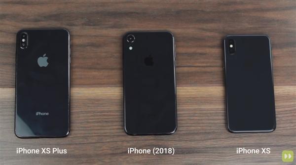 Kommande iPhones dyker upp i Hands-On-video