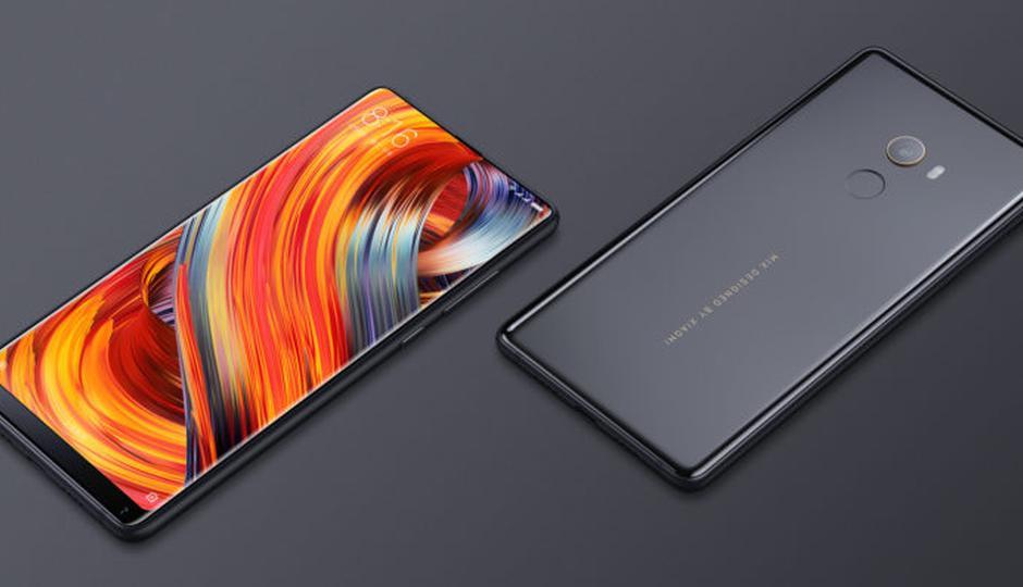 Xiaomi kan presentera grön Mi Mix 2S inom kort