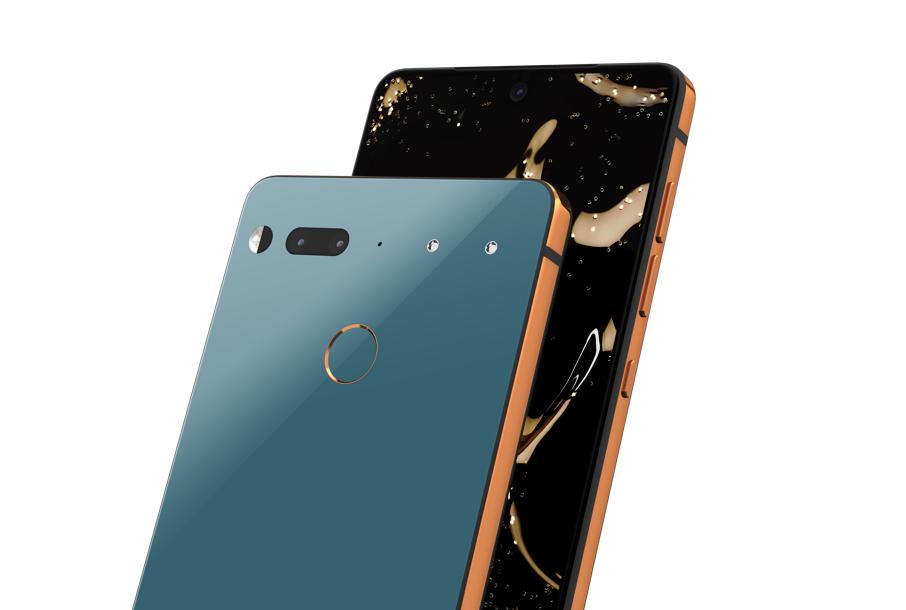 Android Q kommer till Essential Phone (bekräftat)