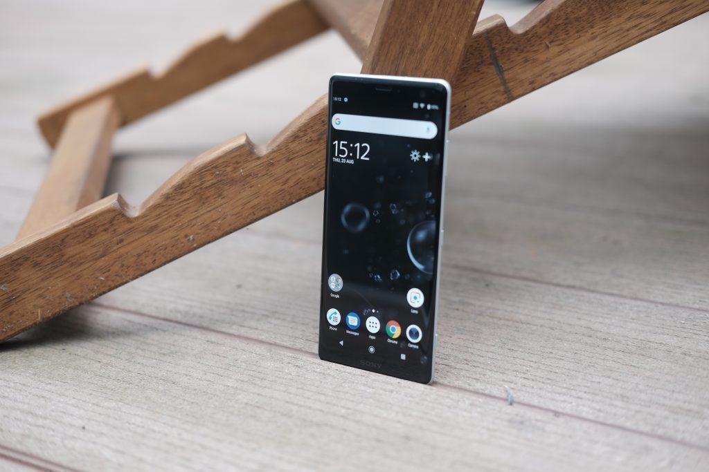 Sony Xperia XZ3 får ny uppdatering