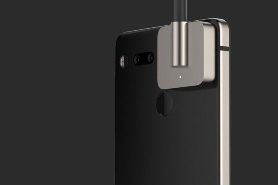 Essential släpper snart ny adapter till sin smartphone