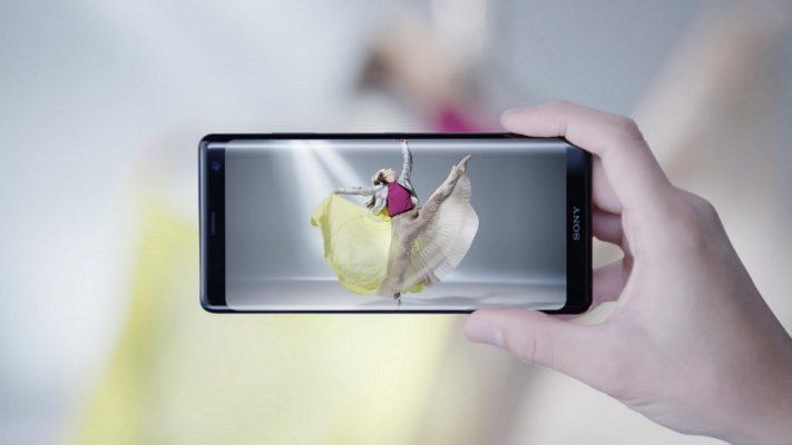 Xperia XZ3 är den först telefonen sedan 2017 som har dubbeltryck för att väcka