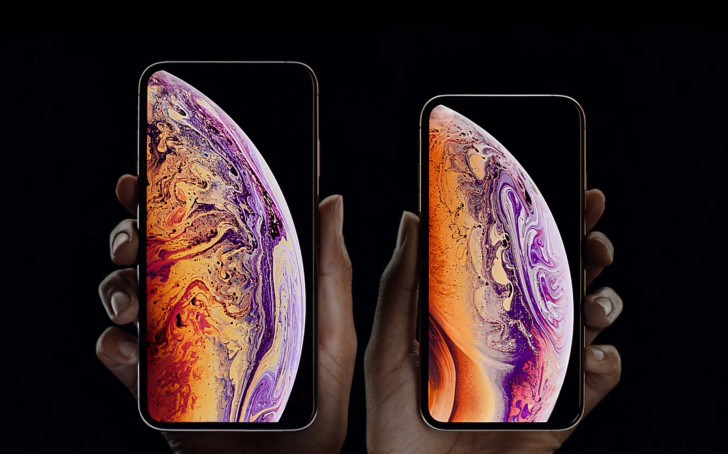 Apple drar ner på tillverkningen av iPhone XS och XS Max