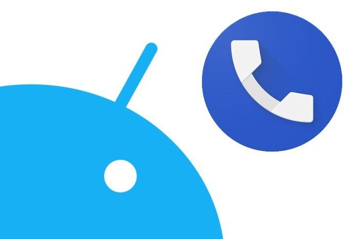 Google Phone får ett omdesignat gränssnitt