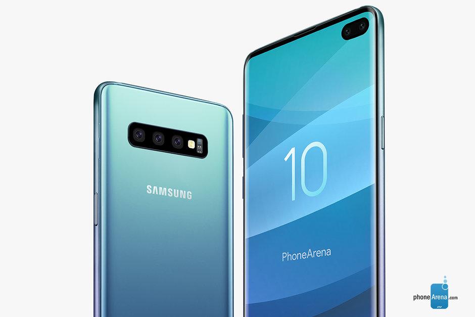 Kameraspecifikationerna för Samsung Galaxy S10 läckta