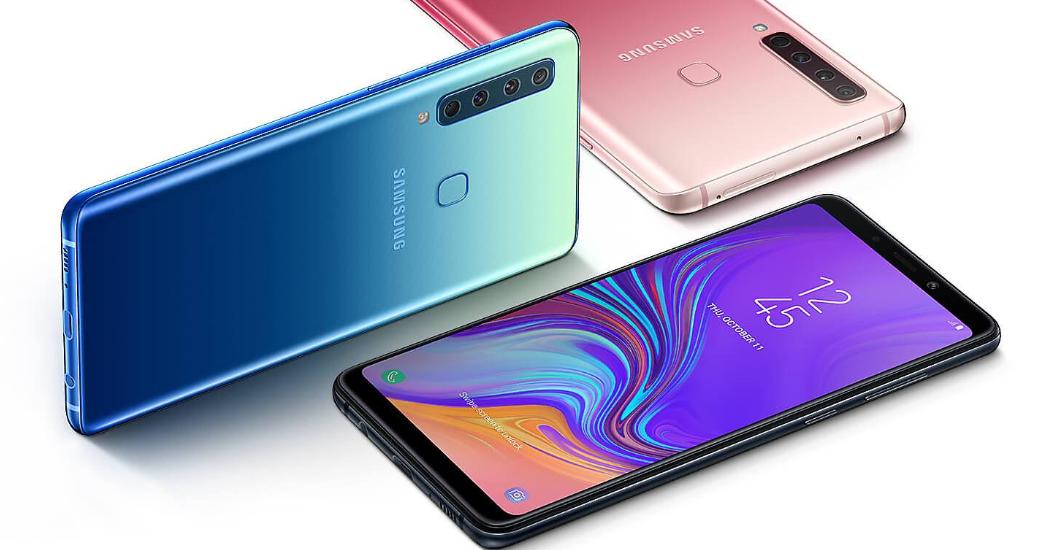 Samsung Galaxy A90 sägs få fyra kameror på baksidan och 128 GB inbyggt minne