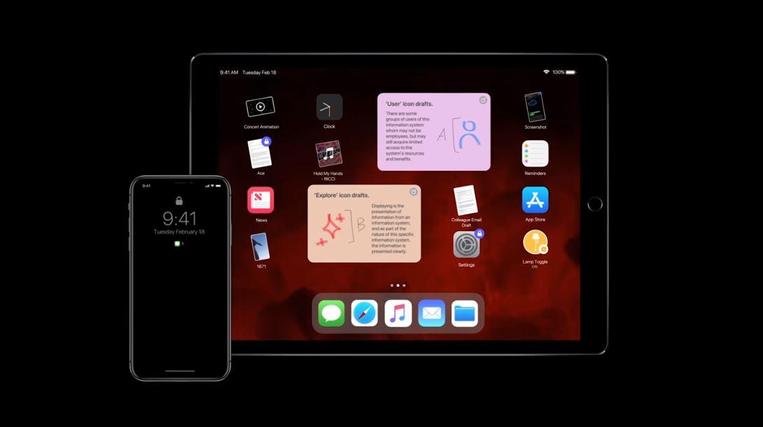 Dark Mode kan komma till iOS 13.1