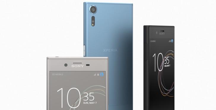 Sony Xperia XZs får ny uppdatering