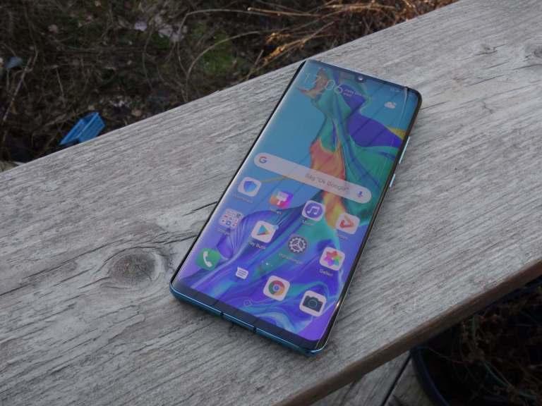 Test on Huawei P30 Pro