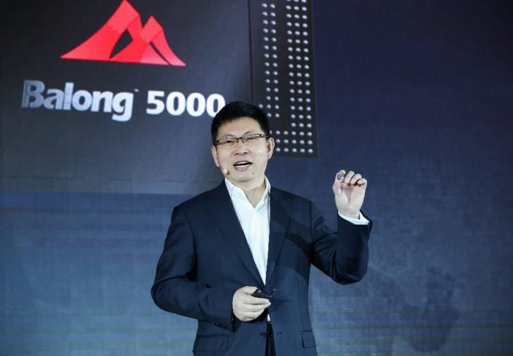 Huawei kan komma att sälja 5G-chipp till sin värsta fiende