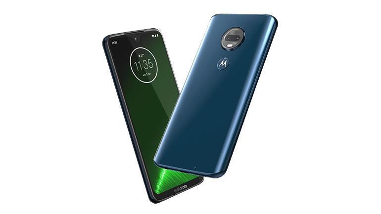 Motorola Moto E6 åker fast