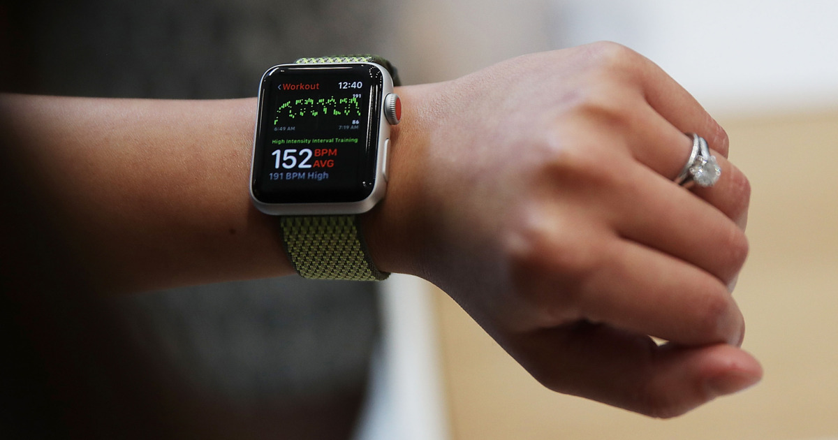 Apple Watch kan få inbyggd App Store