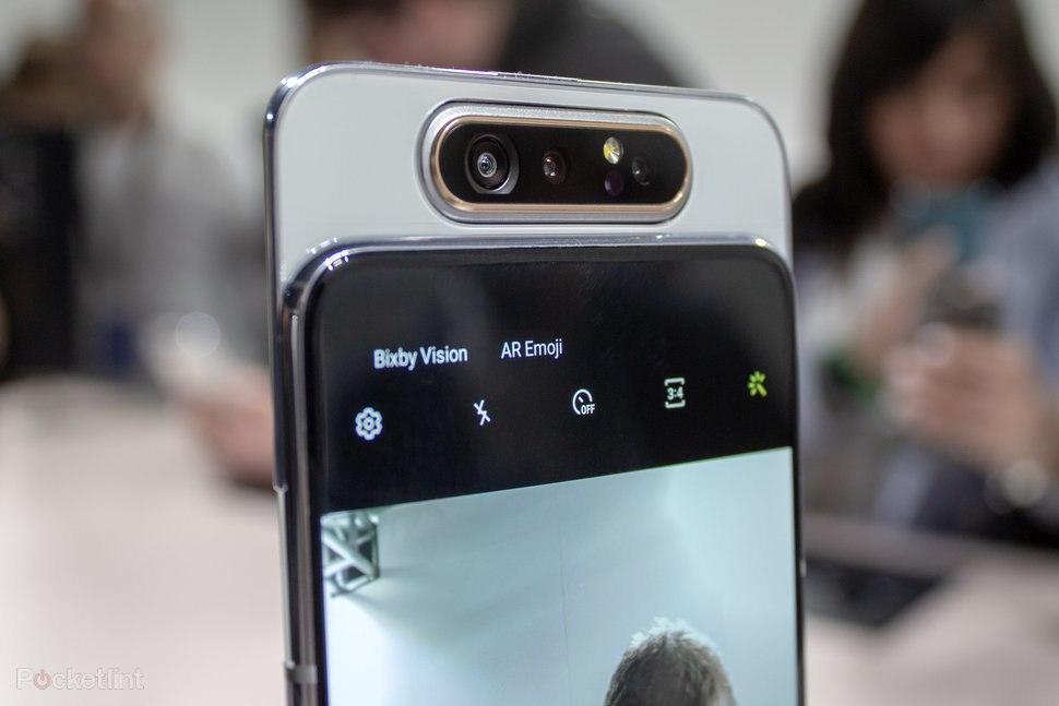 Samsung Galaxy A90 kan få Snapdragon 855