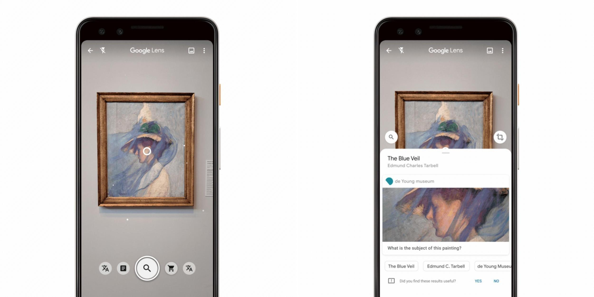Google Lens kan känna igen nytt objekt efter senaste uppdateringen
