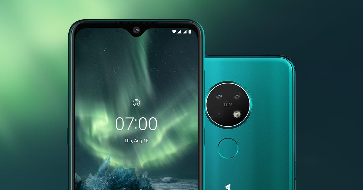 Nokia 7.2 får Android 10