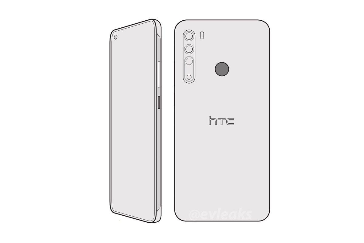 HTC Desire 20 Pro kommer lanseras med Android 10 från start