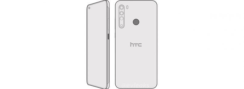 Specifikationer för HTC Desire 20 Pro kan ha läckt ut