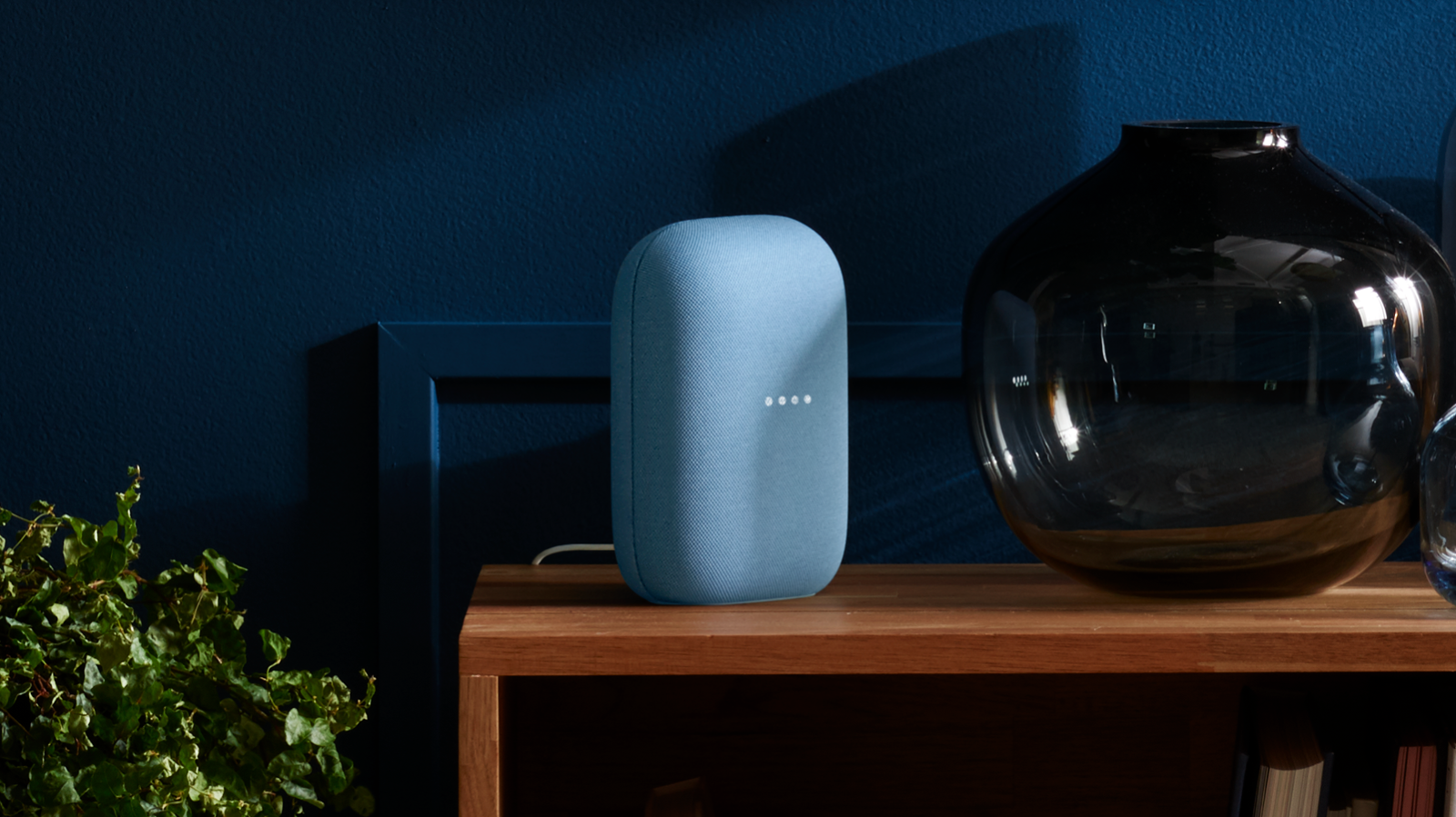 Google's Nest Smart Speaker is leaking into the picture