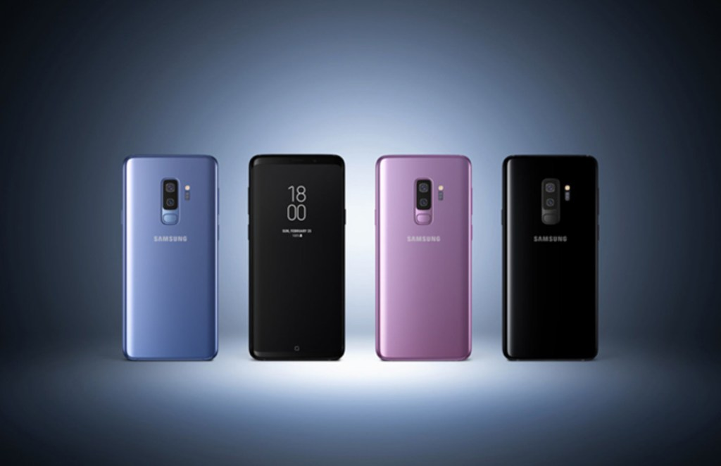 Samsung Galaxy S9 and S9 + get new update