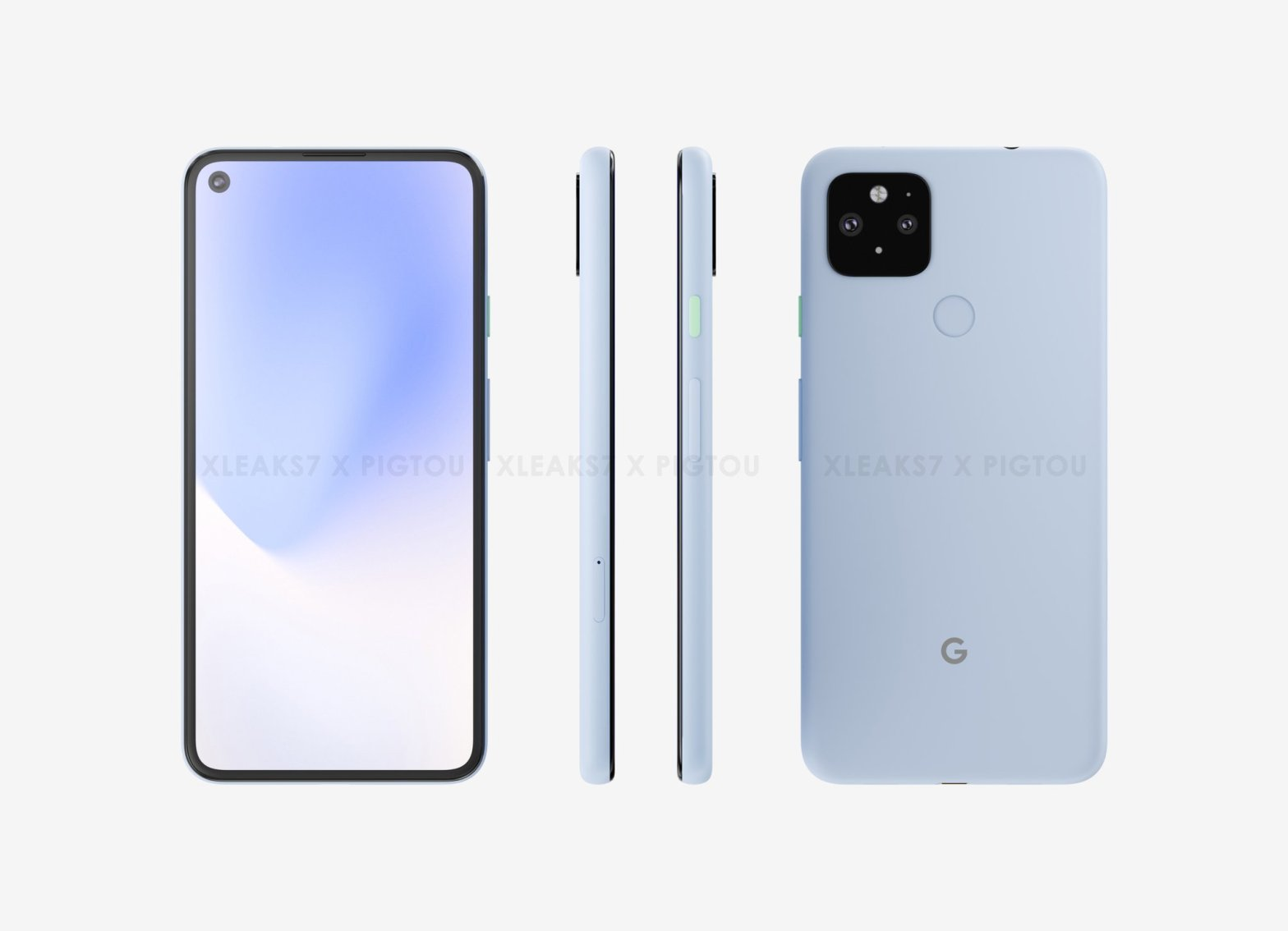 Google kanske inte kommer visa upp någon Pixel 5 XL