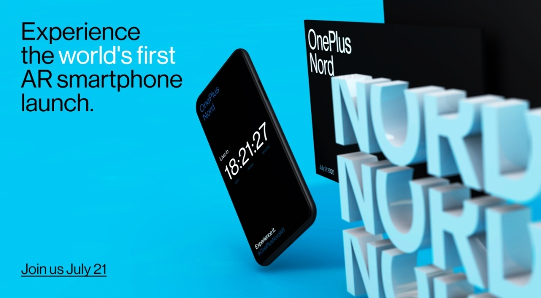 Officialis, ut ostensum July XXI OnePlus Nord - in English