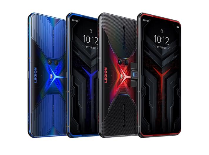 Lenovo visar upp kraftpaketet Legion Phone Duel