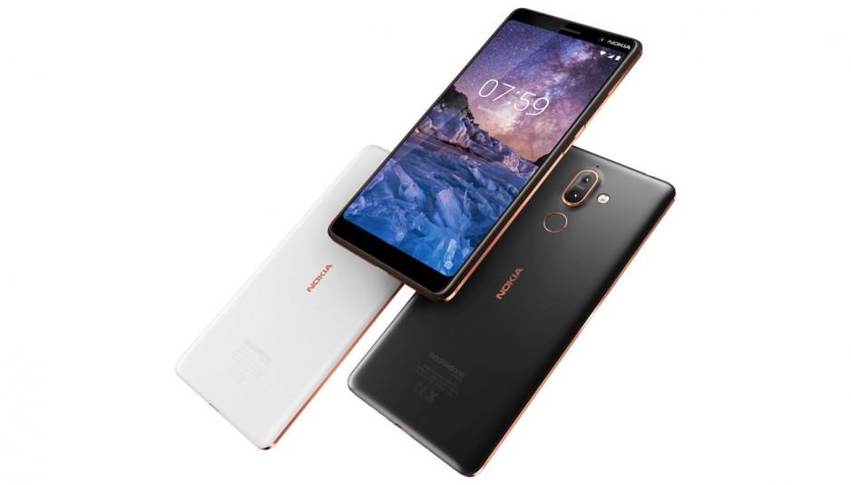 Nokia 7 Plus får ny uppdatering