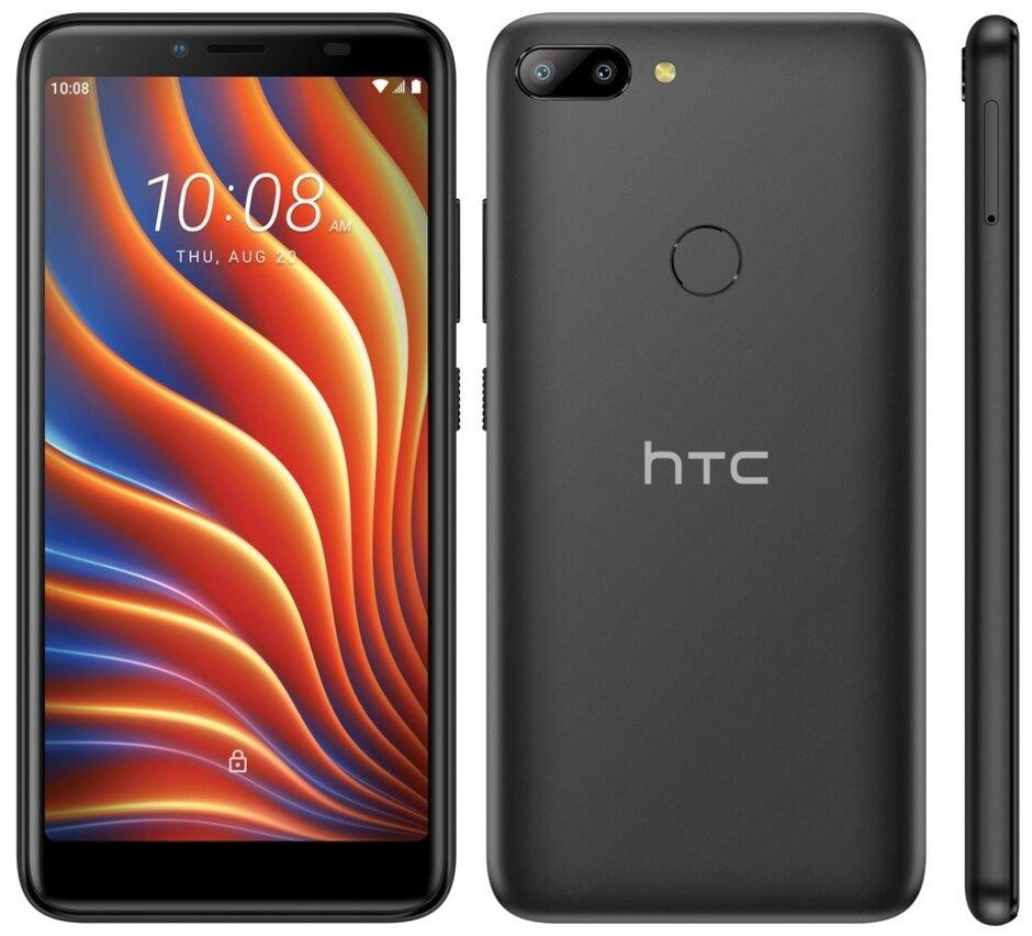 HTC Widfire E Lite läcker ut