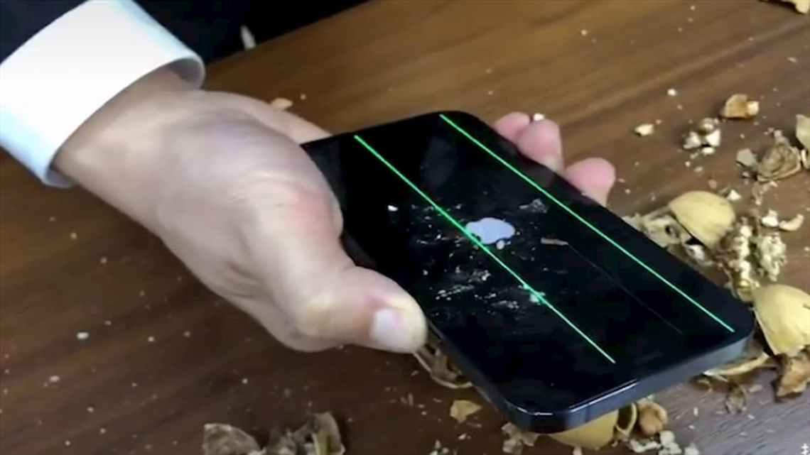 IPhone 12 krossar valnötter i nytt test