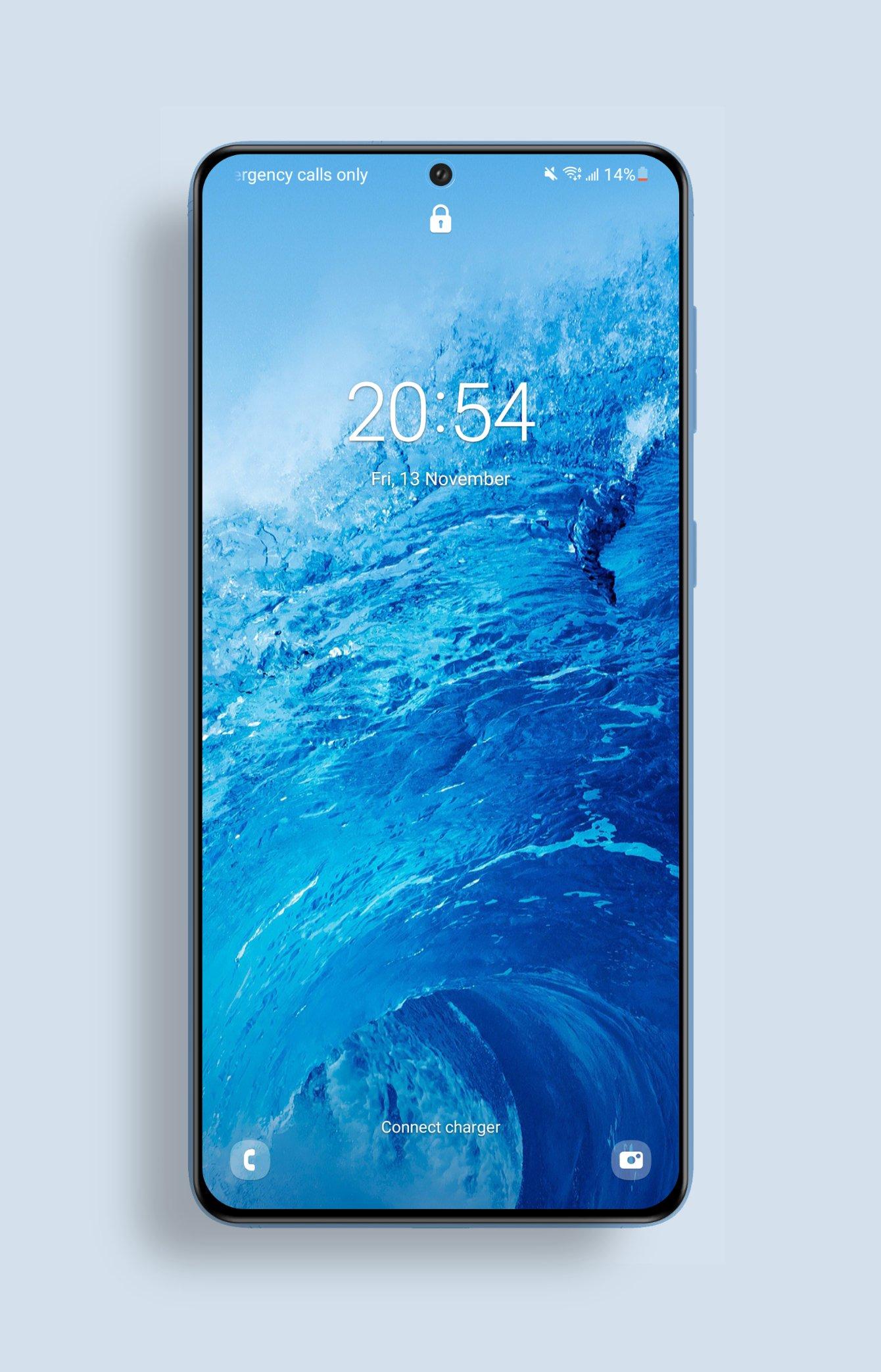Samsung Galaxy S21 kan ha dykt upp på ny bild