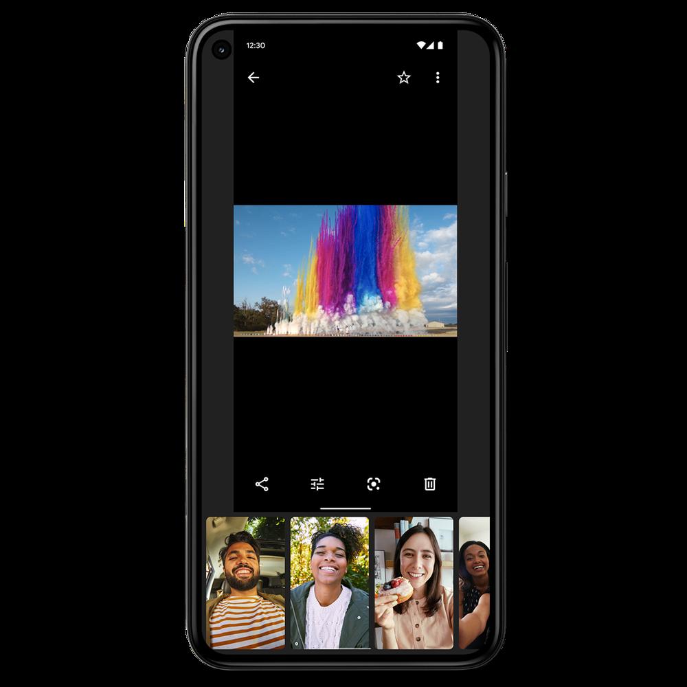 Google Pixel 3 och nyare har  fått nya funktioner