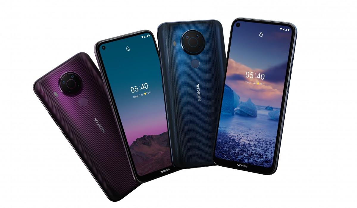 Nokia 5.4 är här med Qualcomm Snapdragon 662 under huven