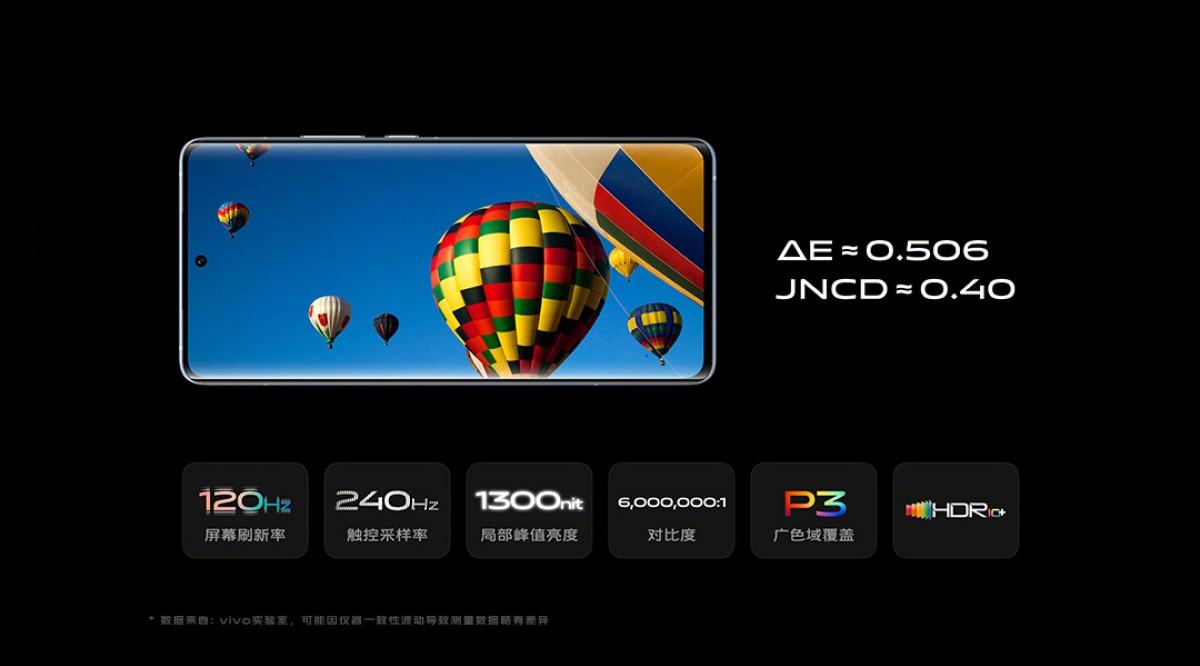 Vivo X60 Pro+ nu officiell med bättre stabilisering vid video