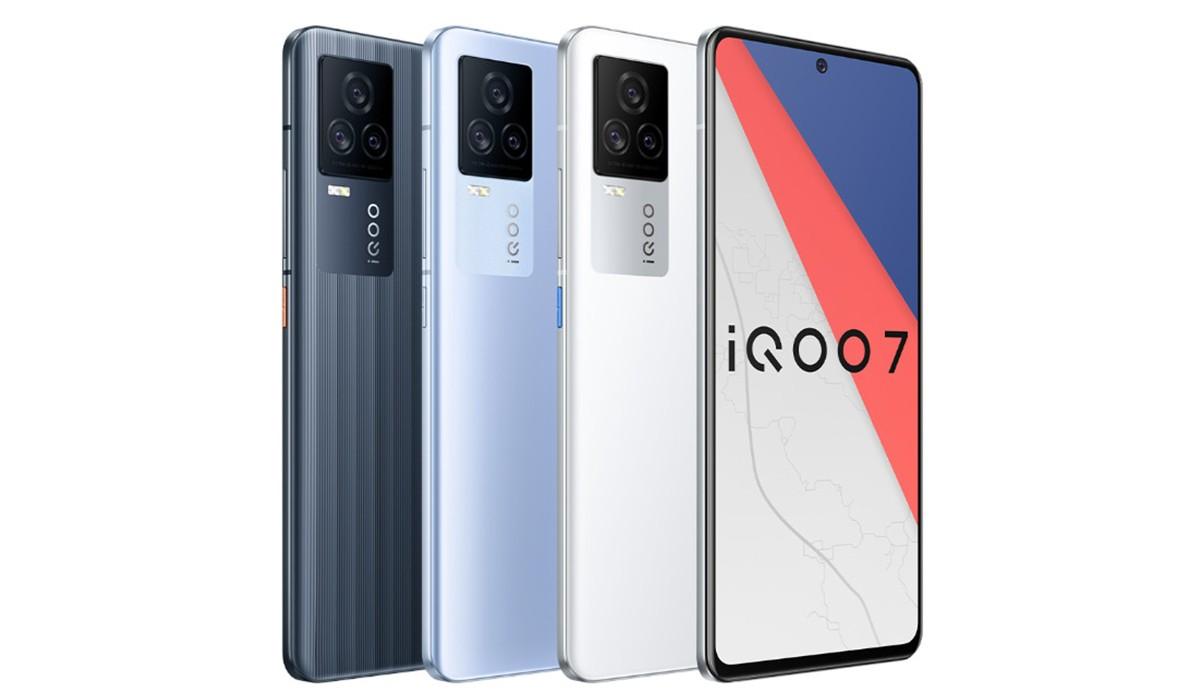 Vivo offentliggör IQOO7 med 120Hz och Snapdragon 888