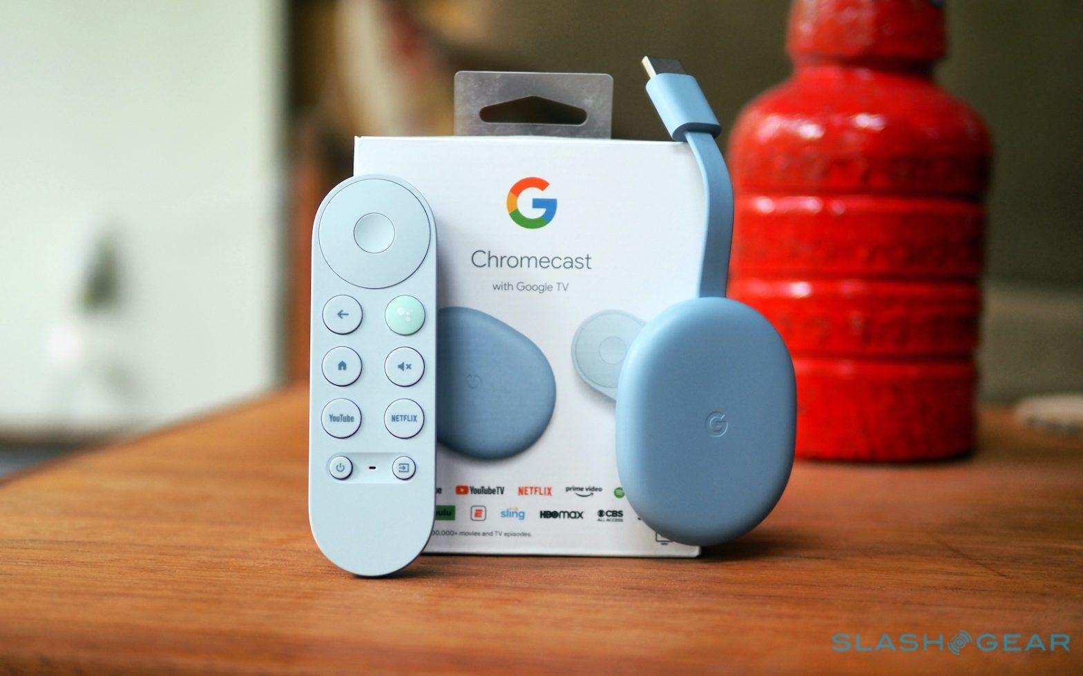 Chromecast with Google TV: vilken/vilka kulörer kommer den i till Sverige?