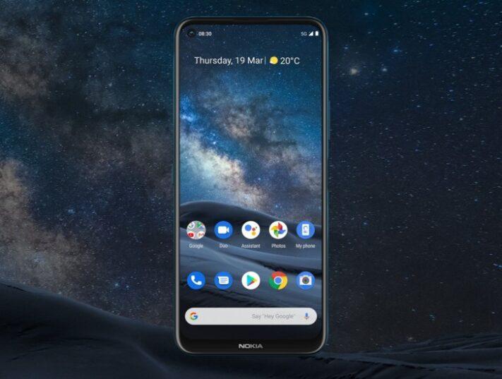 Nokia 8.3 får Android 11
