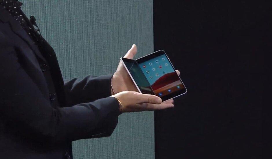 Microsoft uppdaterar Surface Duo