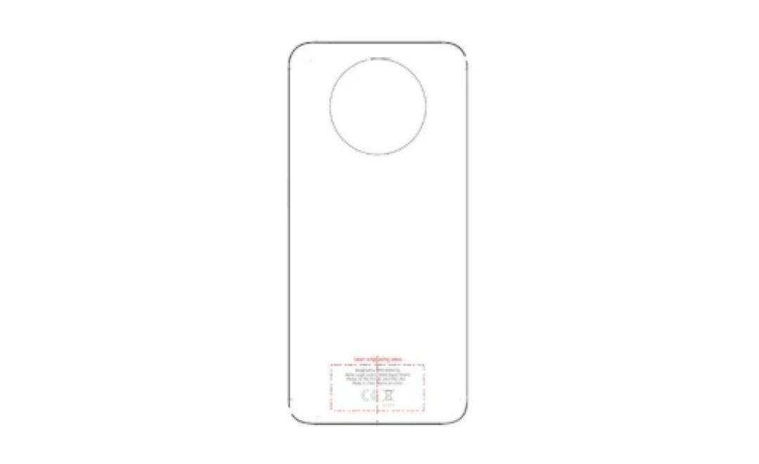 Nokia X2 kommer troligtvis få en mycket stor cirkel på baksidan